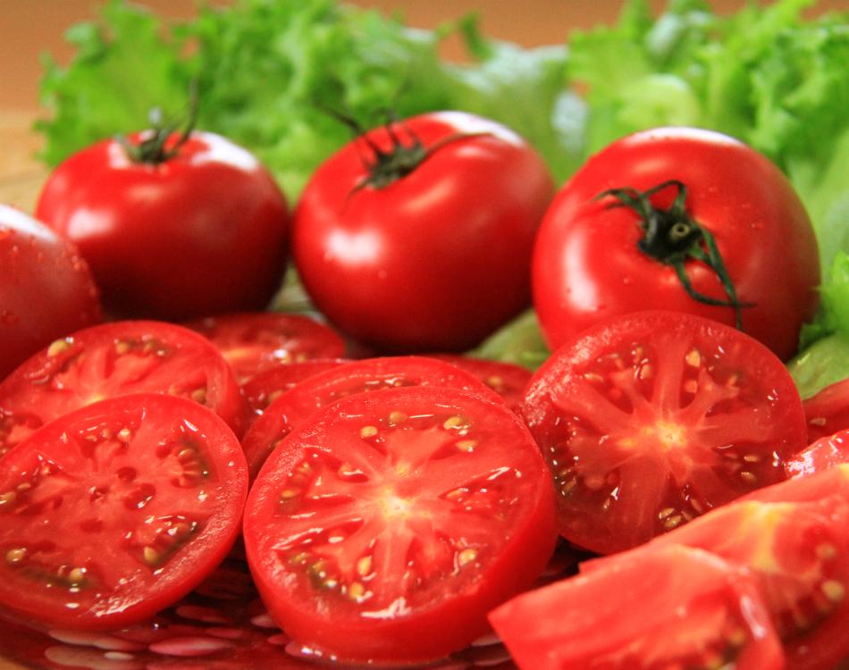 ぜいたくトマト「OKIレッド」
